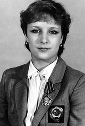 Валова Елена Александровна