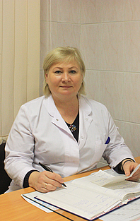 Бубнова Ирина Владимировна