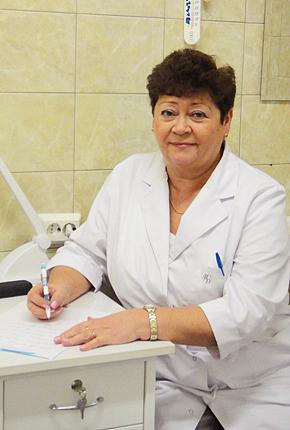 Чиркова Ирина Леонидовна