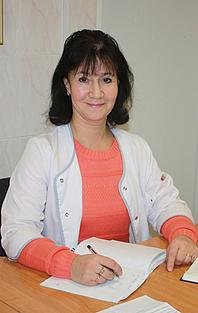 Гижа Ирина Владимировна