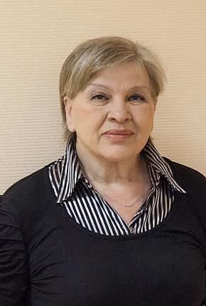 Золотова Ольга Ивановна