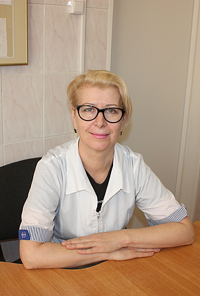 Шурыгина Светлана Евгеньевна