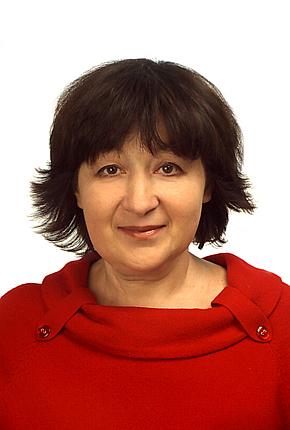 Яшина Елена Вениаминовна