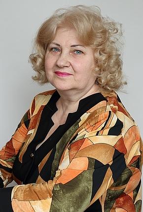 Помазан Евгения Ивановна